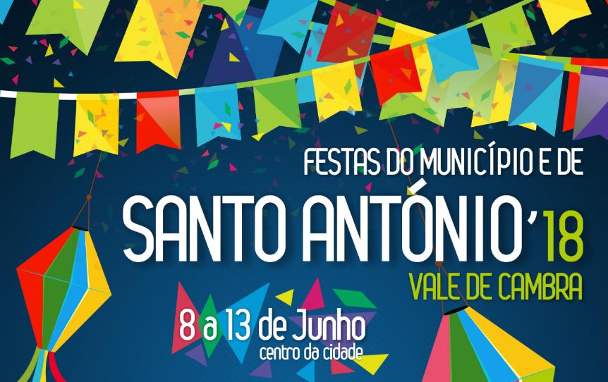Vale de Cambra prepara-se para as festas de Santo António