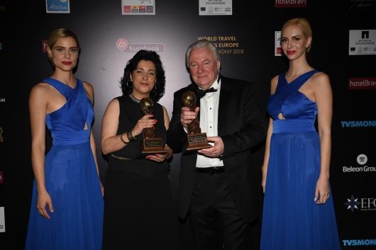 Passadiços do Paiva venceram dois 'Óscares de Turismo'