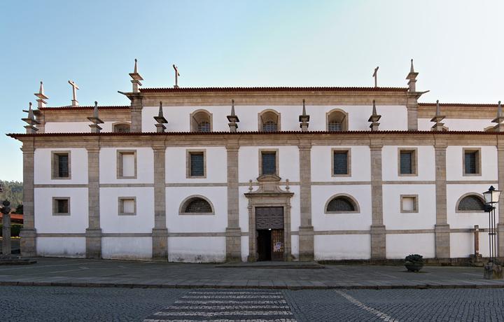 Intervenção no Convento de Arouca com processo de adjudicação em curso