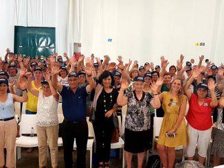 Dia Metropolitano dos Avós: Mais de 400 seniores de Arouca e Vale de Cambra marcaram presença