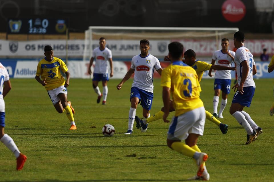 F.C. Arouca soma terceira derrota consecutiva