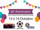 26º aniversário do Centro Cultural, Recreativo e Desportivo do Burgo