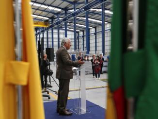 António Costa esteve em Arouca para o lançamento da empreitada de construção da nova ligação rodoviária de Escariz à A32