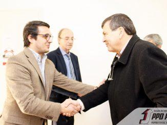 PSD Vale de Cambra e deputados da Assembleia da República visitaram instituições valecambrenses