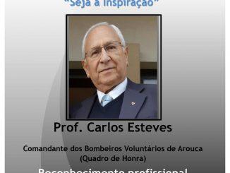 Versatilidade e entrega social de Carlos Esteves reconhecida