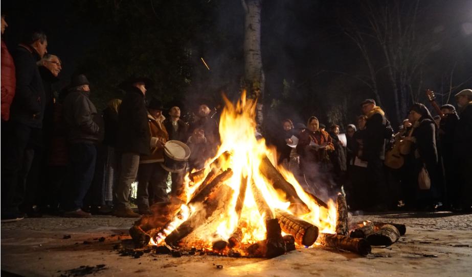 Encontro de Reiseiros: As boas tradições populares são para se manter!