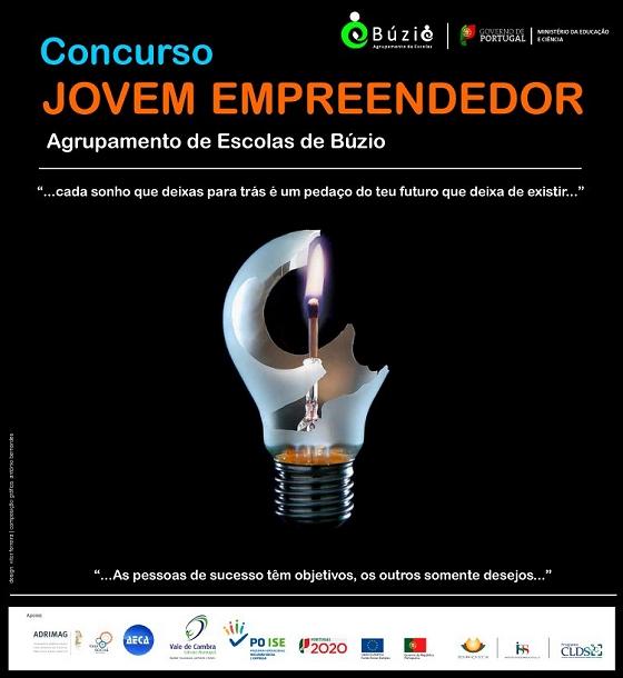 """Está aberta a VII edição do """"Concurso Jovens Empreendedores Búzio"""""""