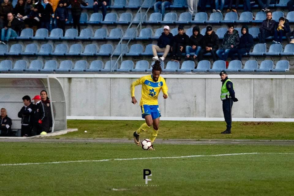 F.C. Arouca soma terceira vitória consecutiva