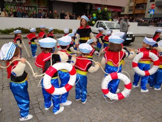 Carnaval de Vale de Cambra levou milhares de pessoas às ruas