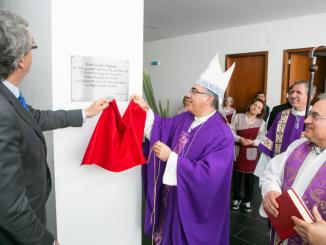 Inaugurado Centro Pastoral de Macieira de Cambra