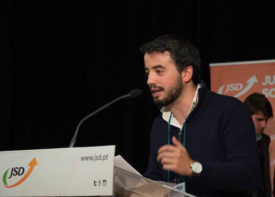 José Paulo Miler é o mandatário concelhio em Arouca da candidatura de Paulo Rangel