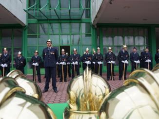42.º aniversário dosBombeiros de Arouca em tempo de evocação ao mérito e ao voluntariado