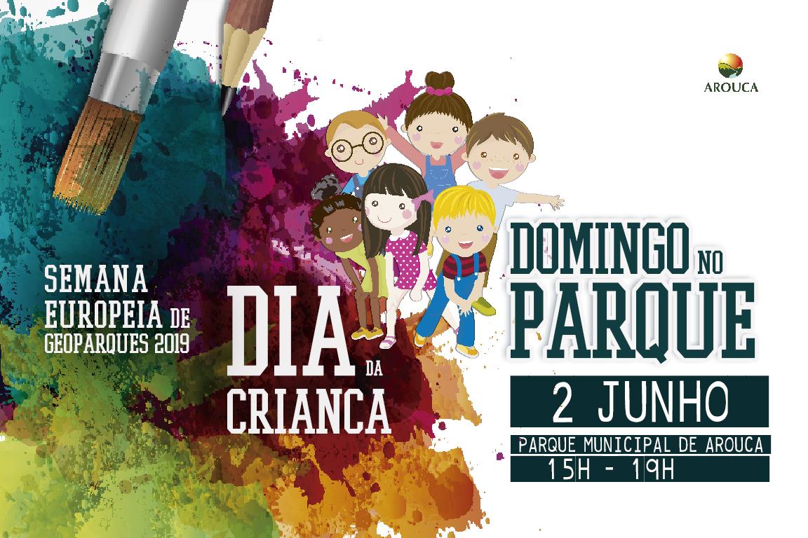 """""""Domingo no Parque"""" assinala Dia da Criança e Semana Europeia de Geoparques"""