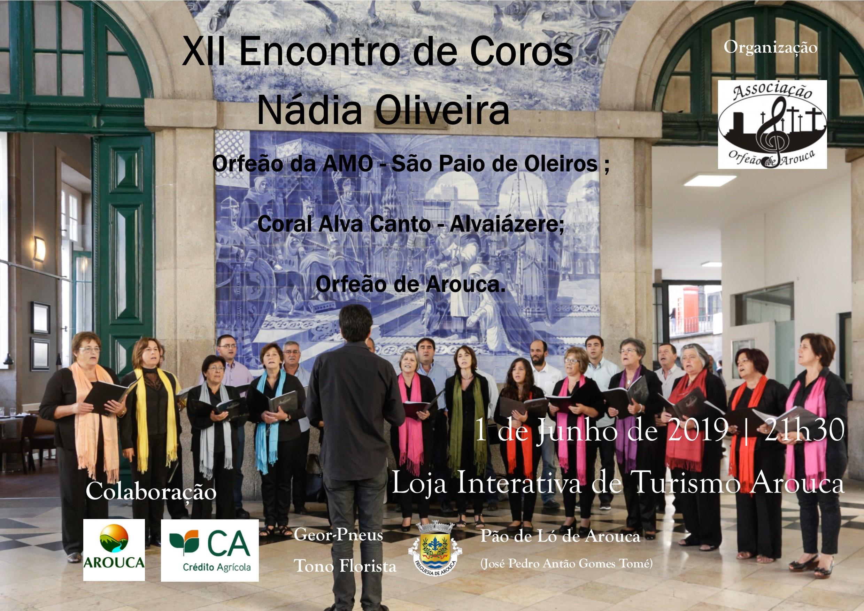 XII Encontro de Coros Nádia Oliveira