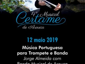 Banda Musical de Arouca promove IV Certame Musical de Arouca