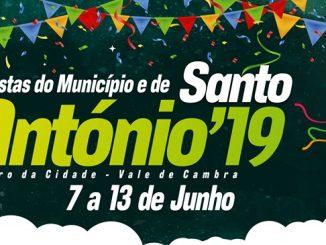 Município de Vale de Cambra prepara Festas de Santo António
