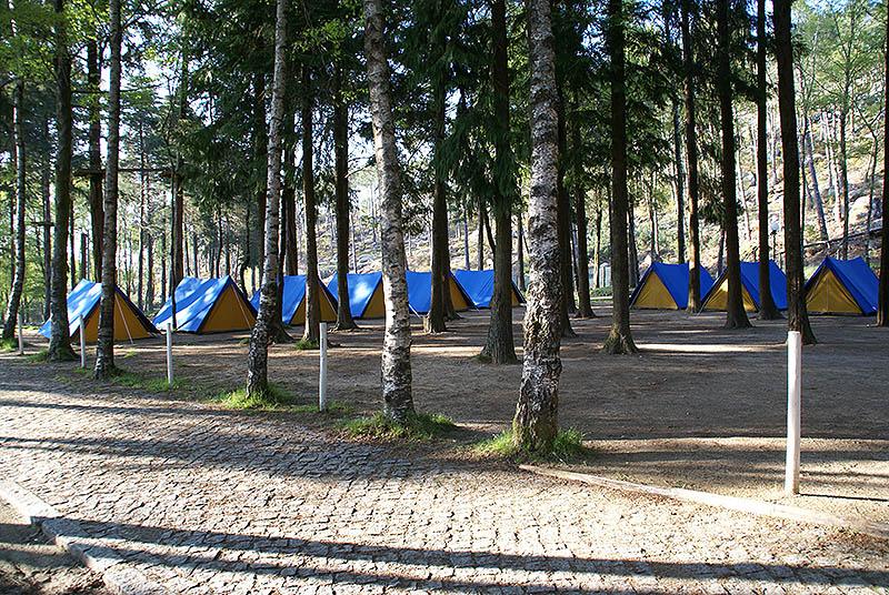 Apesar de uma candidatura reprovada autarcas querem obras no Parque de Campismo do Merujal