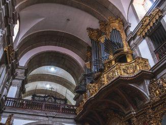 Arouca promove I Bienal de Organistas no Mosteiro de Arouca