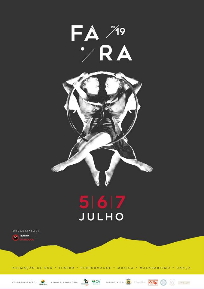 Arouca prepara-se para 5.º Festival de Artes de Rua