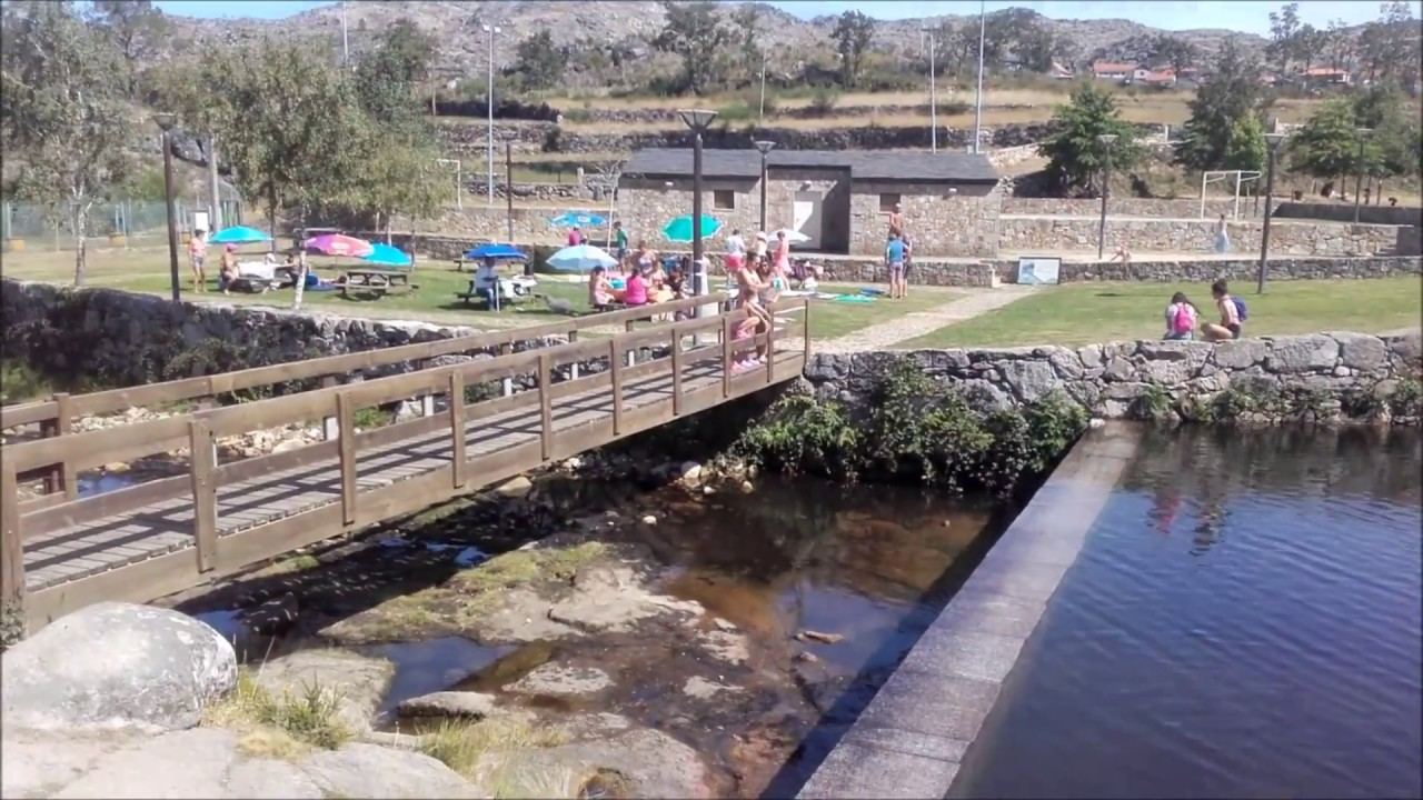 Água da Praia Fluvial de Albergaria da Serra contaminada com salmonella