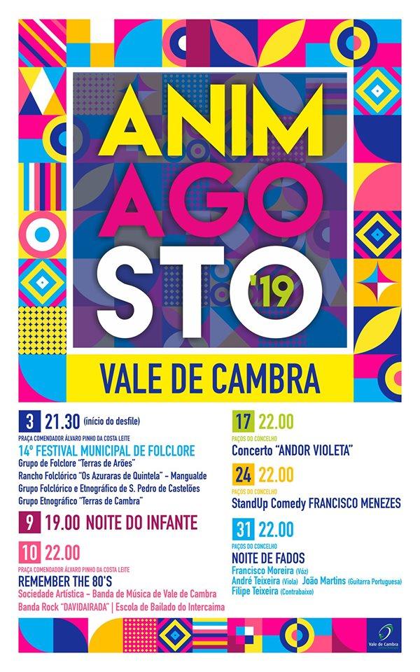 Vale de Cambra promove AnimAgosto