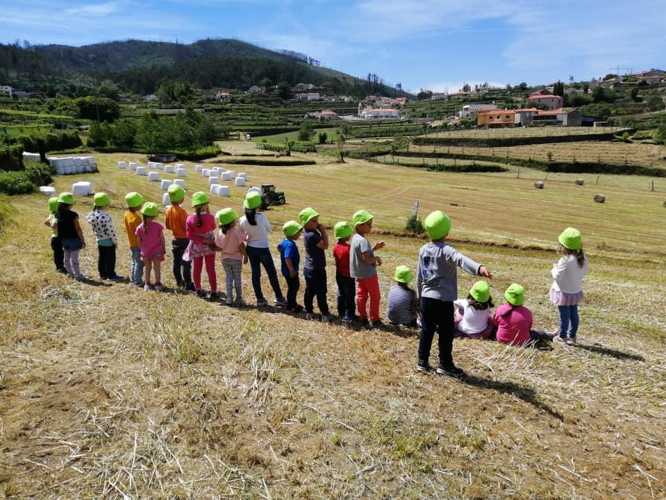 Escolas de Serra da Vila em Mansores abrem mais uma turma do jardim de infância