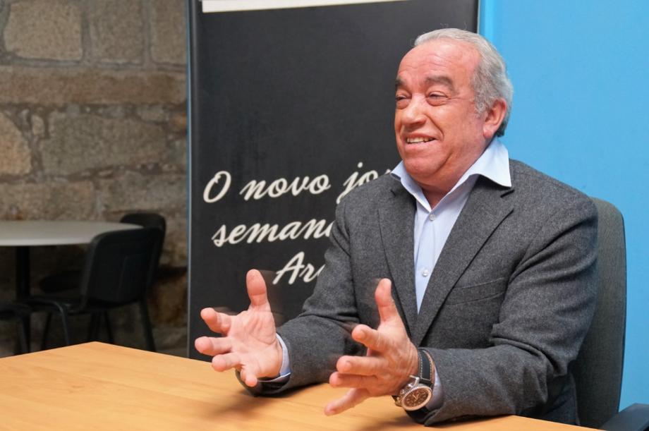 """Vereador da Câmara Municipal de Arouca, Fernando Mendes, em entrevista: """"Os arouquenses podem confiar no meu trabalho, na minha dedicação"""""""