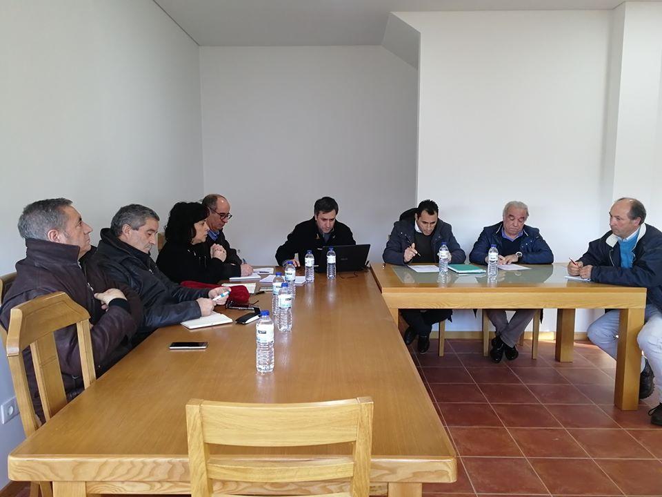 Reunião de Câmara descentralizada na União de Freguesias de Covêlo de Paivó e Janarde