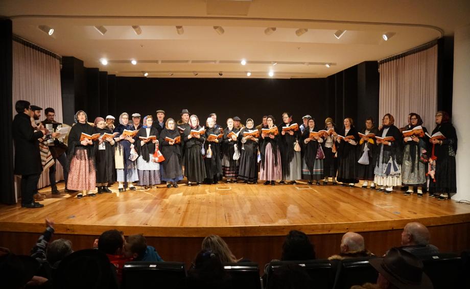 Orfeão de Arouca organizou 35.º Encontro de Janeiras