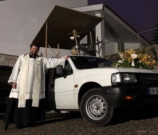 Chave celebrou a Páscoa de forma diferente