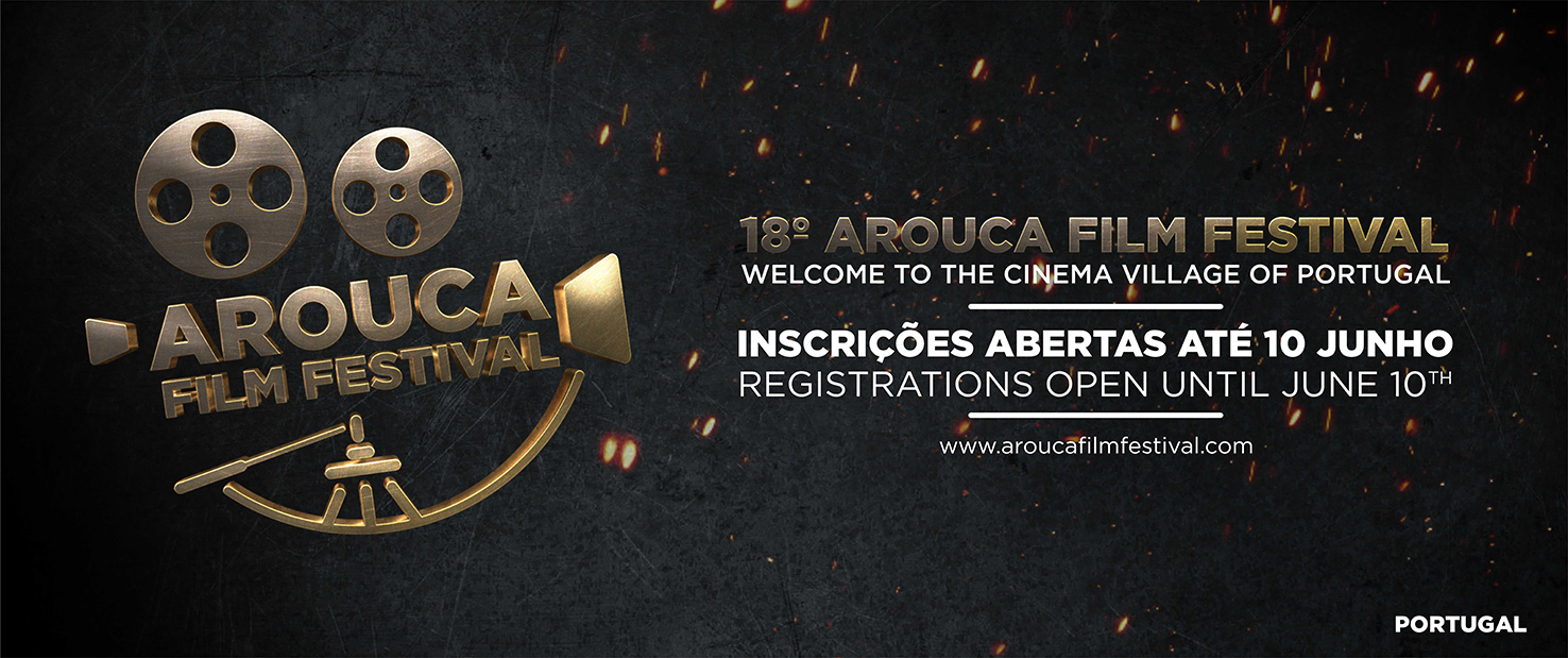 Abertas as inscrições para o Arouca Film Festival