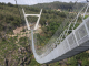 A maior ponte pedonal suspensa do mundo está quase pronta