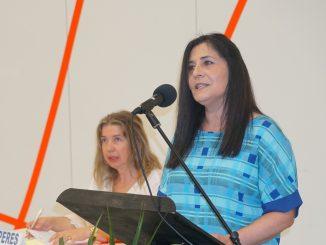 Diretora do Agrupamento de Escolas de Arouca, Amélia Rodrigues, tomou posse