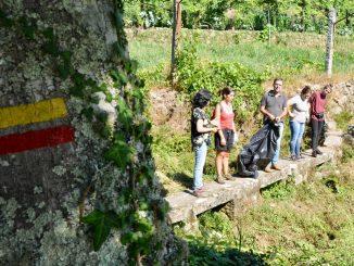 '4540 JOVEM' promove ação de limpeza em Mansores