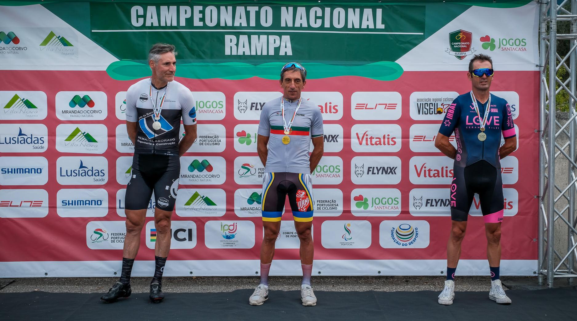 BTT: Carlos Soares vence no Campeonato Nacional de Rampa