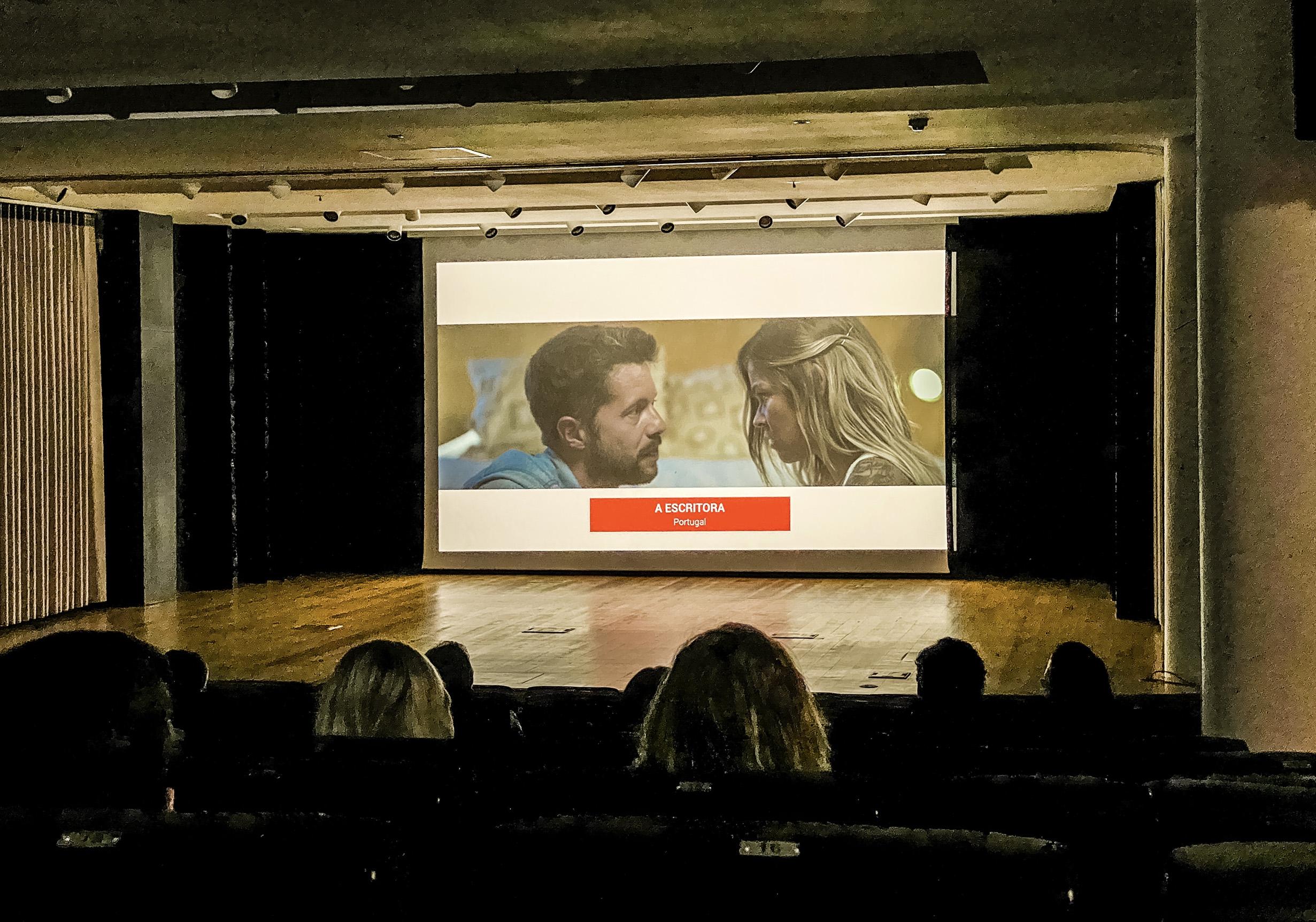 """Filme português """"A Escritora"""" vence Arouca Film Festival"""