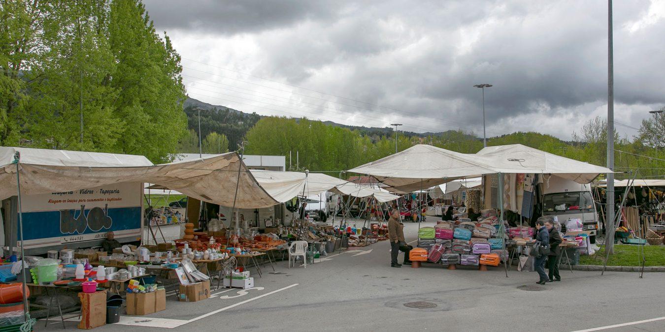 Feira quinzenal e feira dos produtos do campo não se vão realizar