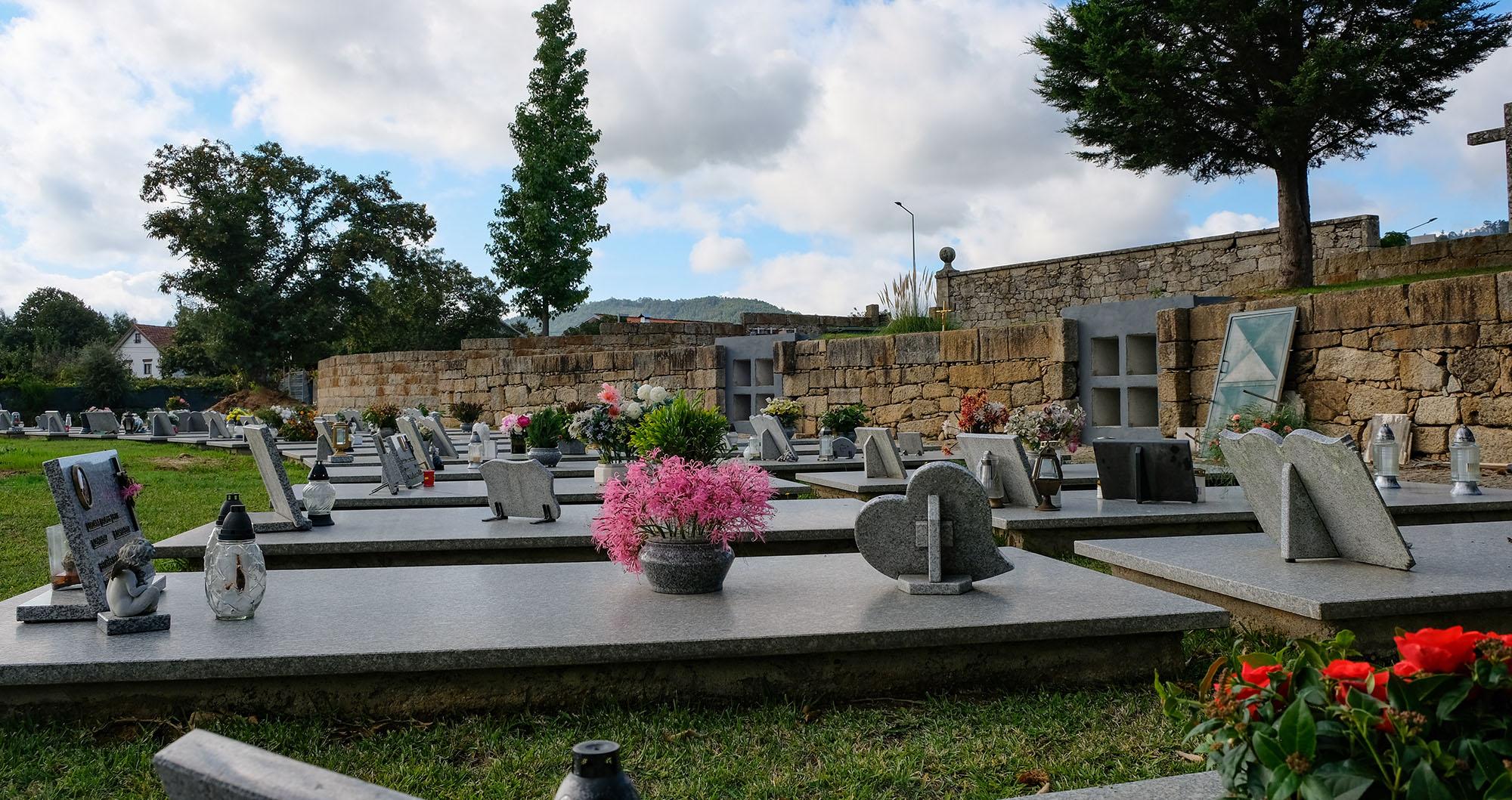 Cemitérios de Arouca encerrados de 31 de outubro a 2 de novembro