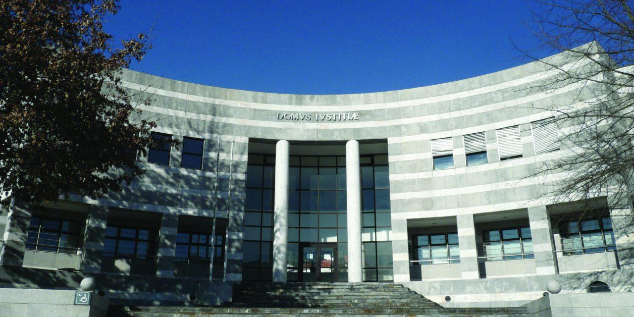 Tribunal de Arouca encerrado devido à Covid-19