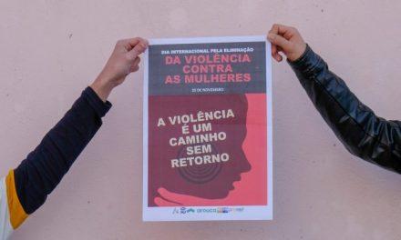 Dia Internacional para a eliminação da violência contra as Mulheres assinalado em Arouca