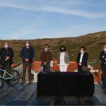 ADRIMAG celebra contrato para a instalação de sinalética no âmbito da grande rota das Montanhas Mágicas Cycling & Walking