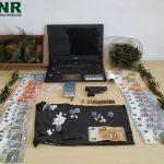 Nove detidos por tráfico de estupefacientes em Oliveira de Azeméis