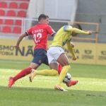 F.C. Arouca venceu Oliveirense