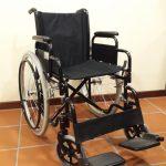 Cadeira de rodas para empréstimos temporários