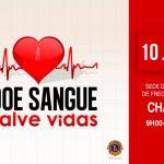 Lions Clube de Arouca promove mais uma recolha de sangue