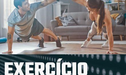 Complexos Desportivos de Arouca e Escariz disponibilizam 'exercício físico online`