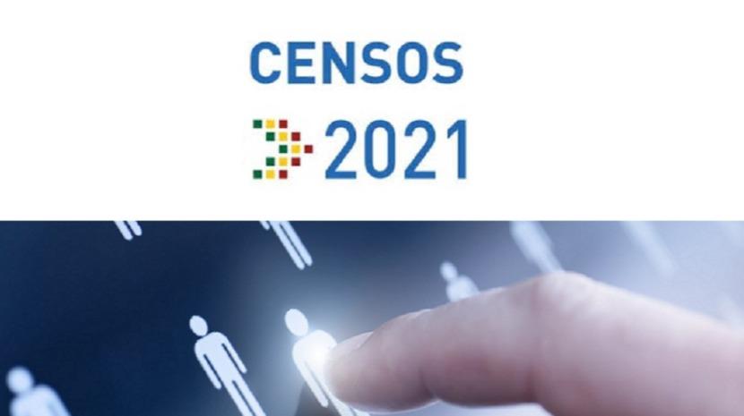 CENSOS 2021 RECENSEAMENTO GERAL DA POPULAÇÃO