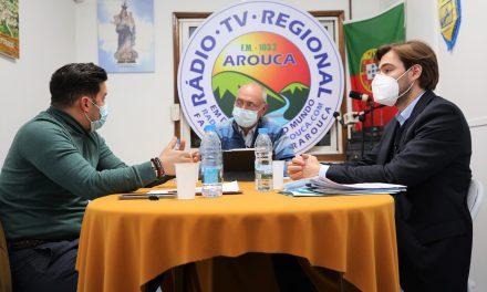 Debate na Rádio Regional de Arouca: Presidentes do PS e PSD fazem balanço de mandato e perspetivam eleições autárquicas de 2021