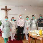 Lar da santa casa da misericórdia de Arouca concluiu vacinação contra a covid-19