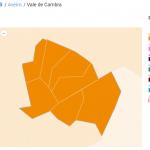 Resultados Presidenciais 2021: Vale de Cambra